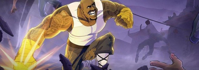 Review: Shaq-Fu: A Legend Reborn