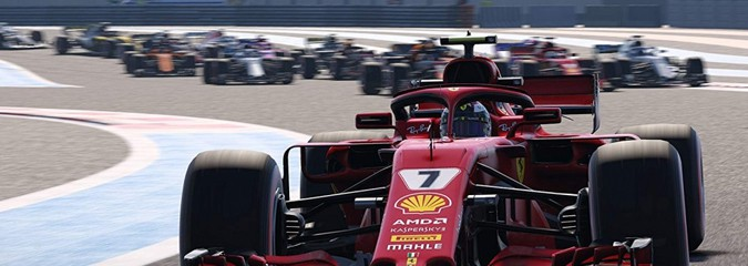 Review: F1 2018