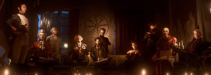 Review: The Council: The Complete Season