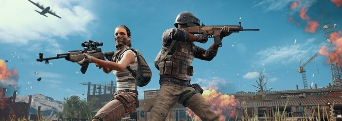 Review: PlayerUnknown's Battlegrounds