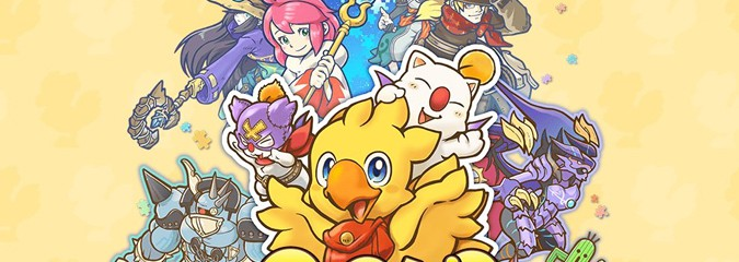 Review: Chocobo's Mystery Dungeon EVERY BUDDY!