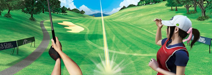 Review: Everybody's Golf VR (PS VR)