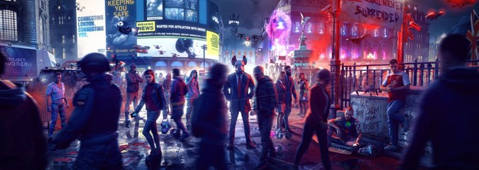 Gespeeld: Watch Dogs: Legion