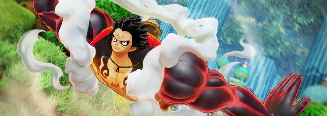 Gespeeld: One Piece: Pirate Warriors 4