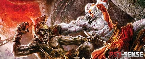 God of War III art