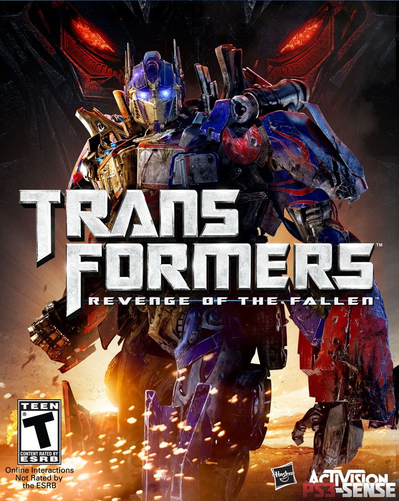 Transformers 2 boxshot