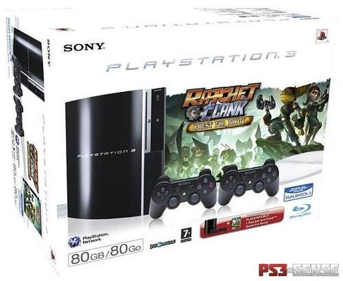 Ratchet & Clank PS3-bundel