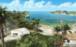 E3 2009: Battlefield 1943: Pacific Coral Sea Map trailer ps3 nieuws