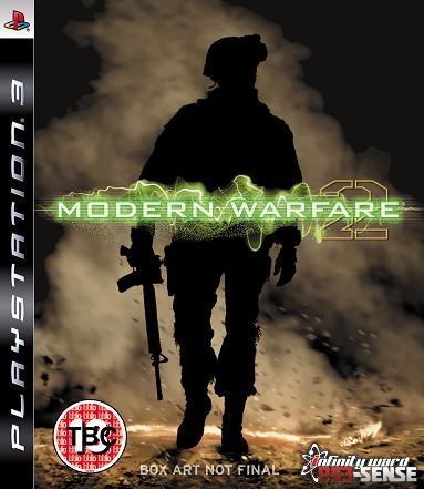 Voorlopige boxshot van Modern Warfare 2