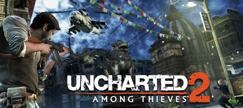 Nieuwe ijzige Uncharted 2: Among Thieves singleplayer gameplay ps3 nieuws