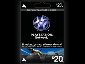 PSN-Cards