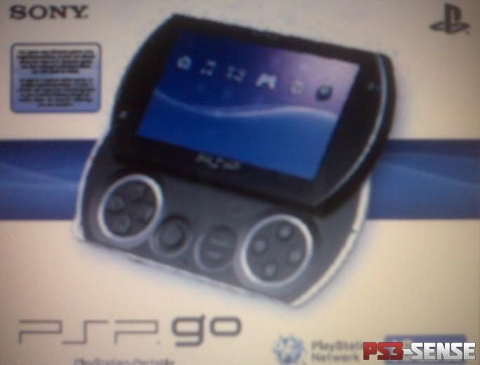 E3 2009: Nieuwste PlayStation familielid genaamd PSP Go onthuld ps3 nieuws