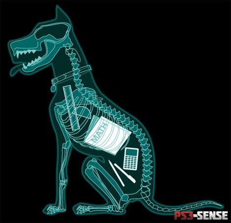 X-Ray Doggie eat Homework