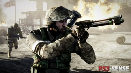 Preview: Battlefield: Bad Company 2 ps3 previews