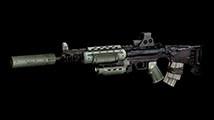 M82SE Assault Rifle (Suppressed)