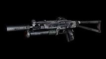StA-11 Submachine Gun (Supressed)