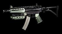 LS57 Submachine Gun