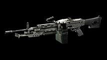 M224-1A Light Machine Gun