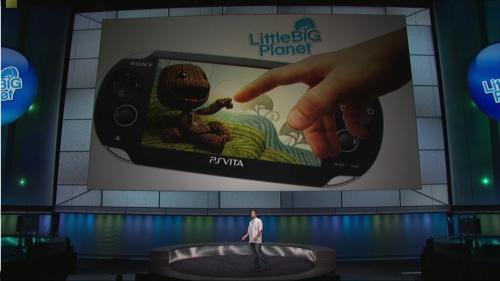 Video LittleBigPlanet voor de PS Vita met details ps vita nieuws