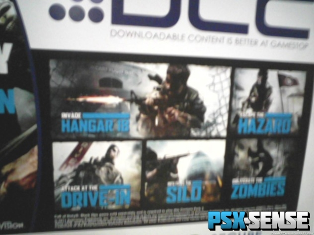 Derde map pack Call of Duty: Black Ops uitgelekt ps3 nieuws