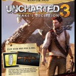 Uncharted 3 EU pre order bonussen, Special Edition en Collectors Edition onthuld ps3 nieuws