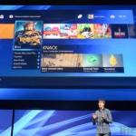 PS4 OS betekent einde XMB, alle beelden verzameld ps4 nieuws