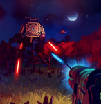 No Man's Sky schittert in release date trailer