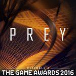 Prey zal een gameplay debuut hebben tijdens The Game Awards