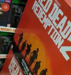 Rockstar voorziet winkels van Red Dead Redemption 2 promo materiaal