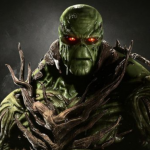Injustice 2 gameplay trailer focust zich op Swamp Thing