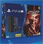 Sony komt begin juni met een Tekken 7 PS4 Pro bundel