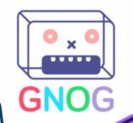 Leuke puzzel game GNOG nu verkrijgbaar en toont leuke launch trailer