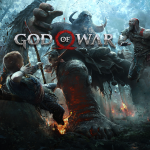 God of War is aanwezig op de E3, Sony laat muurschildering maken in Los Angeles