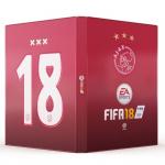 Een exclusieve FIFA 18 Limited Edition Ajax-editie is straks te koop via de fanshop