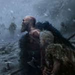 PlayStation deelt nieuwe concept-art van God of War