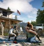 Far Cry 5 gameplay video's tonen vechten, rijden, vissen en meer