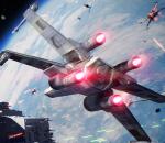 Zo ziet een complete Starfighter Assault match eruit in Star Wars Battlefront II