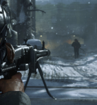 Call of Duty: WWII vergeleken op PS4 Pro en Xbox One X