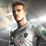 Pro Evolution Soccer 2018 Data Pack 2.0 bevat David Beckham