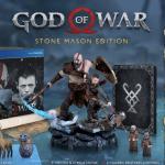 God of War Stone Mason Edition duikt op bij GameStop