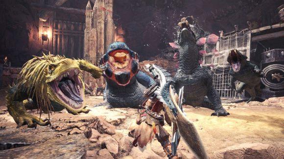 Mhw Calendrier.Monster Hunter World Update 1 05 Is Nu Beschikbaar En Capcom