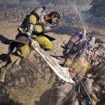 Zo groot is de open wereld map van Dynasty Warriors 9