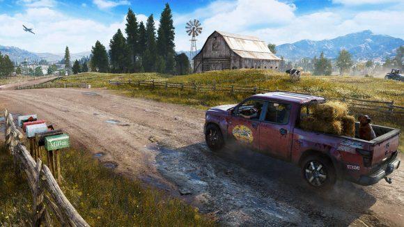 Far Cry 5 vereist 34GB schijfruimte en zo ziet de wereldkaart eruit