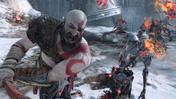 God of War is de best beoordeelde originele PlayStation 4 game ooit