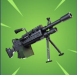 Fortnite: Battle Royale krijgt bij de volgende drop een Light Machine Gun