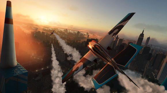 The Crew 2 trailer focust zich op het Zivko vliegtuig dat sierlijk door de lucht raast