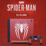 Mogelijke Spider-Man PS4 Pro Limited Edition uitgelekt
