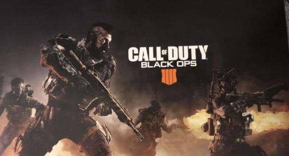 Check hier de onthullings trailer van Call of Duty: Black Ops IIII multiplayer