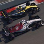 Gespeeld: F1 2018