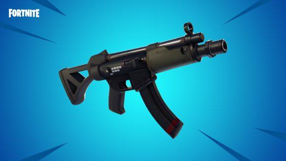 Tactical SMG verdwijnt uit Fortnite, maakt plaats voor nieuwe Submachine Gun